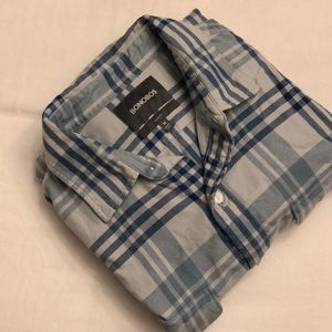 Bonobos Brushed Cotton Button Down